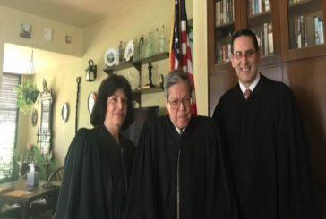 Gustavo Gelpí jura como juez presidente del Tribunal Federal