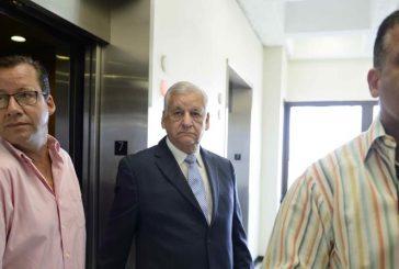Encuentran causa para juicio contra Héctor O'Neill