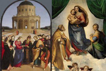 El curioso 'secreto de los 6 dedos' de las obras de arte de Rafael