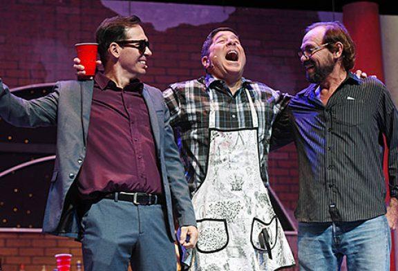 """""""Men & The City"""" vuelve al teatro con """"Ella quiere, pero él no"""""""